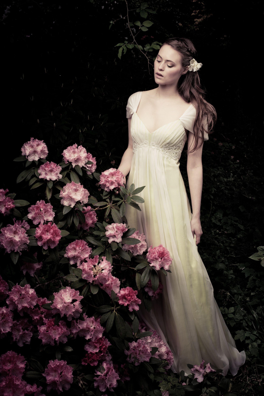 Eine Romantik schöner als in einem Märchen. Calesco Couture Magnolia ...