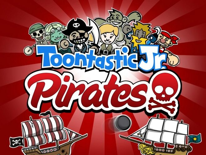 Toontastic Jr Pirates App A Toy Box With a Telephone