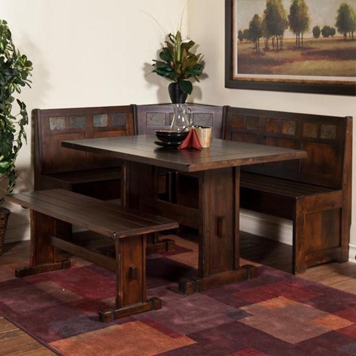 Corner Nook and Bench Set | Nebraska Furniture Mart & Corner Nook and Bench Set | Nebraska Furniture Mart | For the Home ...