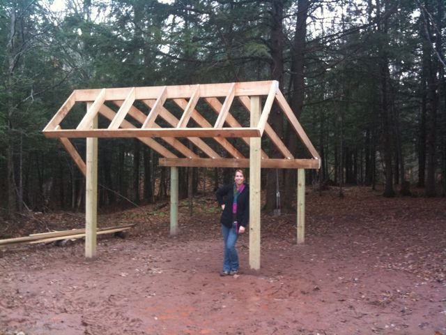 My Tractor Shed Outdoors Diy Shed Plans Bbq Shed