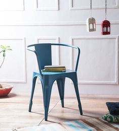 Cool Kangra Metal Chair Bohemiana Pepperfry 3 199 Metal Wood Caraccident5 Cool Chair Designs And Ideas Caraccident5Info