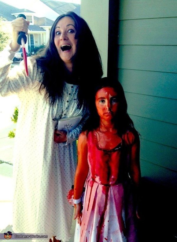 25 Mother-Daughter Costumes To Inspire You This Halloween Mother - mother daughter halloween costume ideas