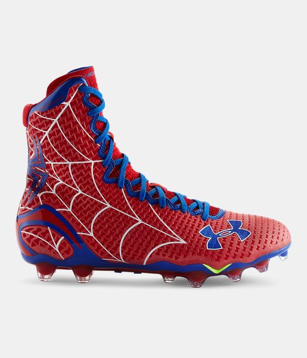 Men S Under Armour Alter Ego Highlight Mc Football Cleats Under Armour Us Football Cleats American Football Cleats Football Shoes