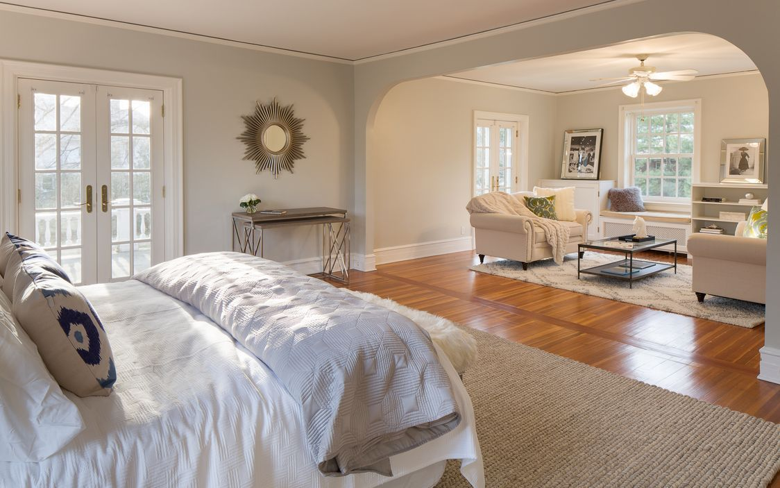 Wake Up In Your 2nd Floor Master Suite With Separate Sitting Area Private Balcony Dual Close Master Suite Bedroom Master Bedroom Remodel Master Suite Remodel