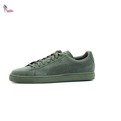 Chaussures Puma marron Casual unisexe BtekB