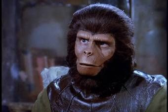 Planet of the Apes by Franklin Schaffner - 50 Brilliant Science Fiction Movies #wow #movie