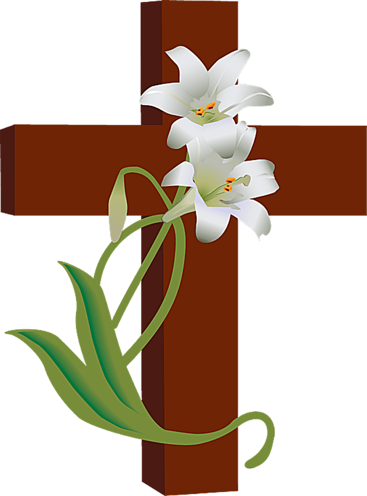 11++ Easter clipart free religious information