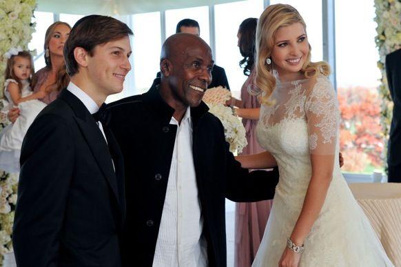 Ivanka Trump And Jared Kushner S Wedding