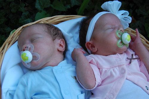 BabyCenter Photo Contest Entry: Had nowhere to set the ...