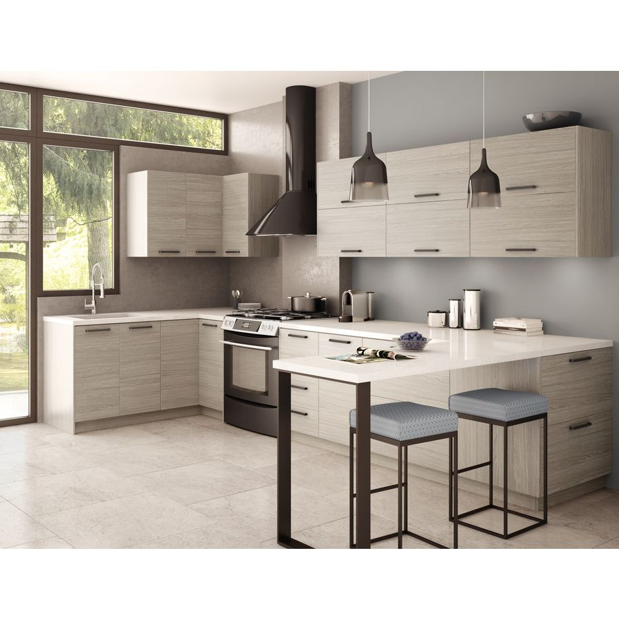 Lowes Kaden cabinets, maybe for utility room | New Kitchen, New ...