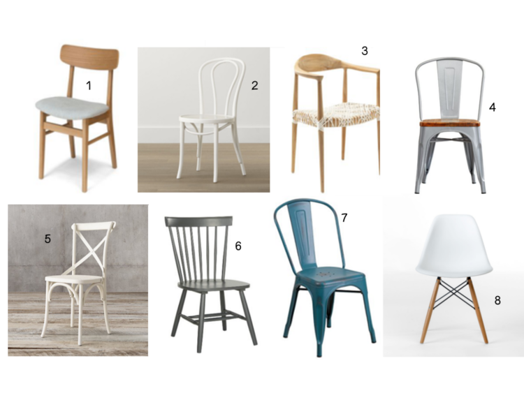 modern dining chairs roundup everything is under 200