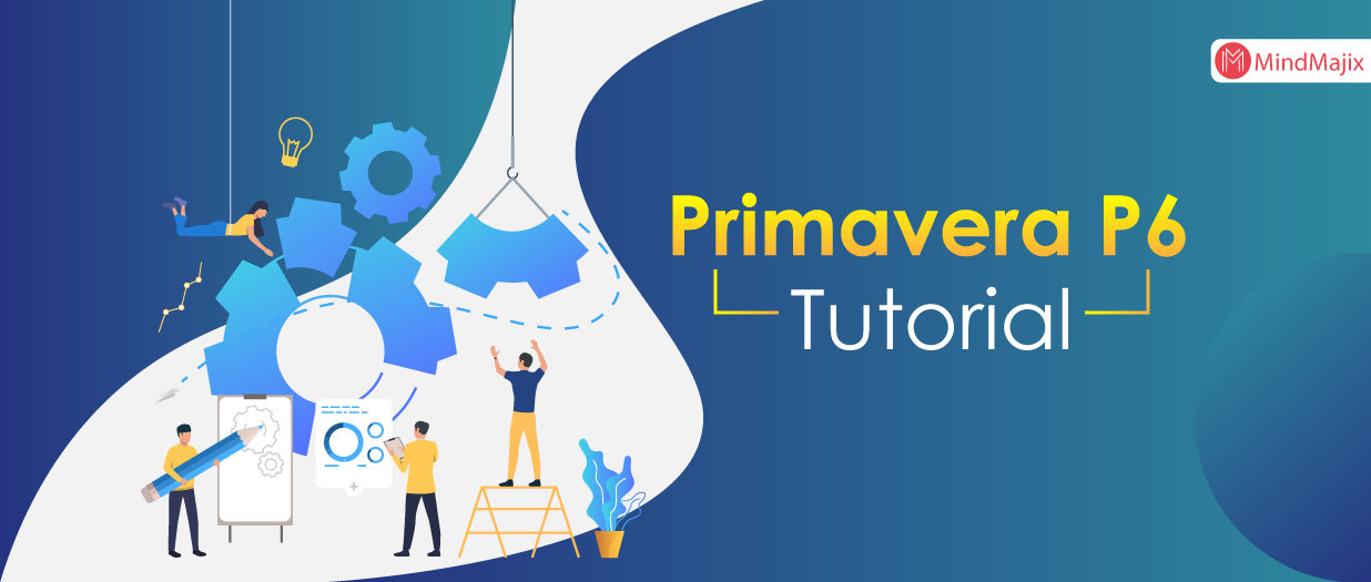 Primavera P6 Tutorial Step By Step Guide For Beginners