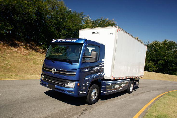 caminhão elétrico ELETRA - rk motors