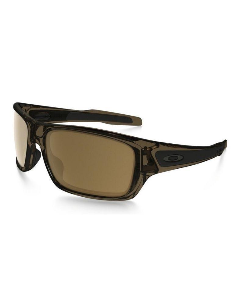 e37fde0300 Sunglasses OAKLEY TURBINE 9263-02 Bronze Brown Smoke (eBay Link ...