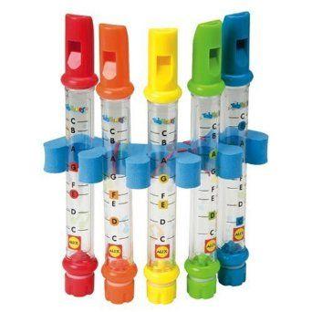 Amazon.com: ALEX® Water Flute: Toys & Games
