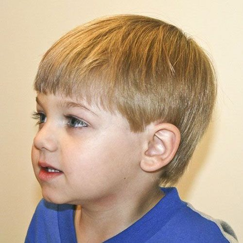 35 Cute Toddler Boy Haircuts: Best Cuts & Styles F