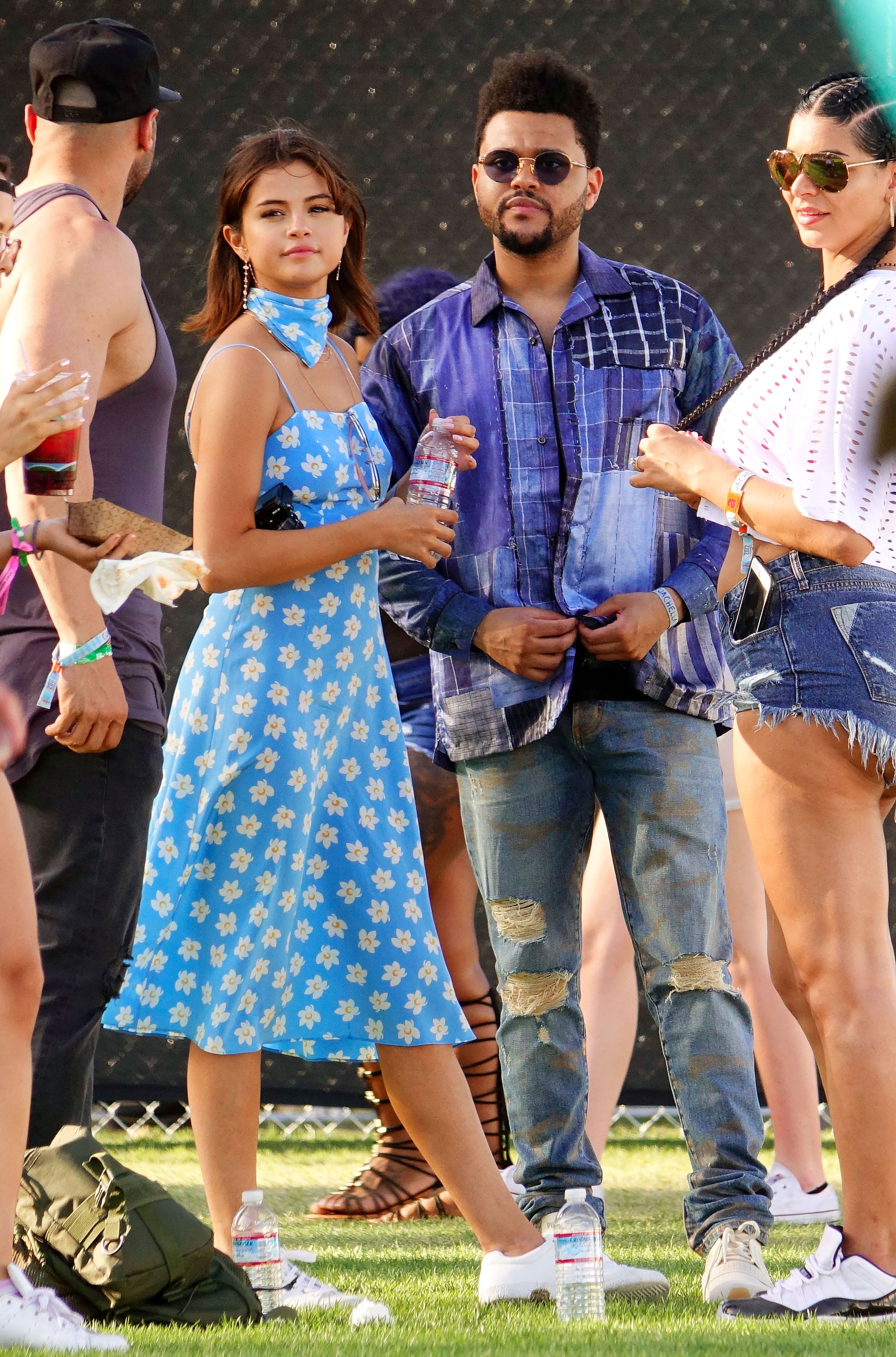 66922c9d5ad545 Our new New Year s resolution is to channel Selena Gomez at Coachella in  our everyday life! The singer looked stunning while attending the annual  music ...
