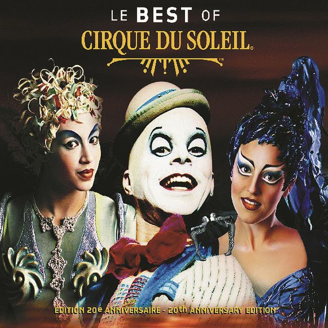 Alegria A Song By Cirque Du Soleil On Spotify Cirque Du Soleil Cirque Circus Art