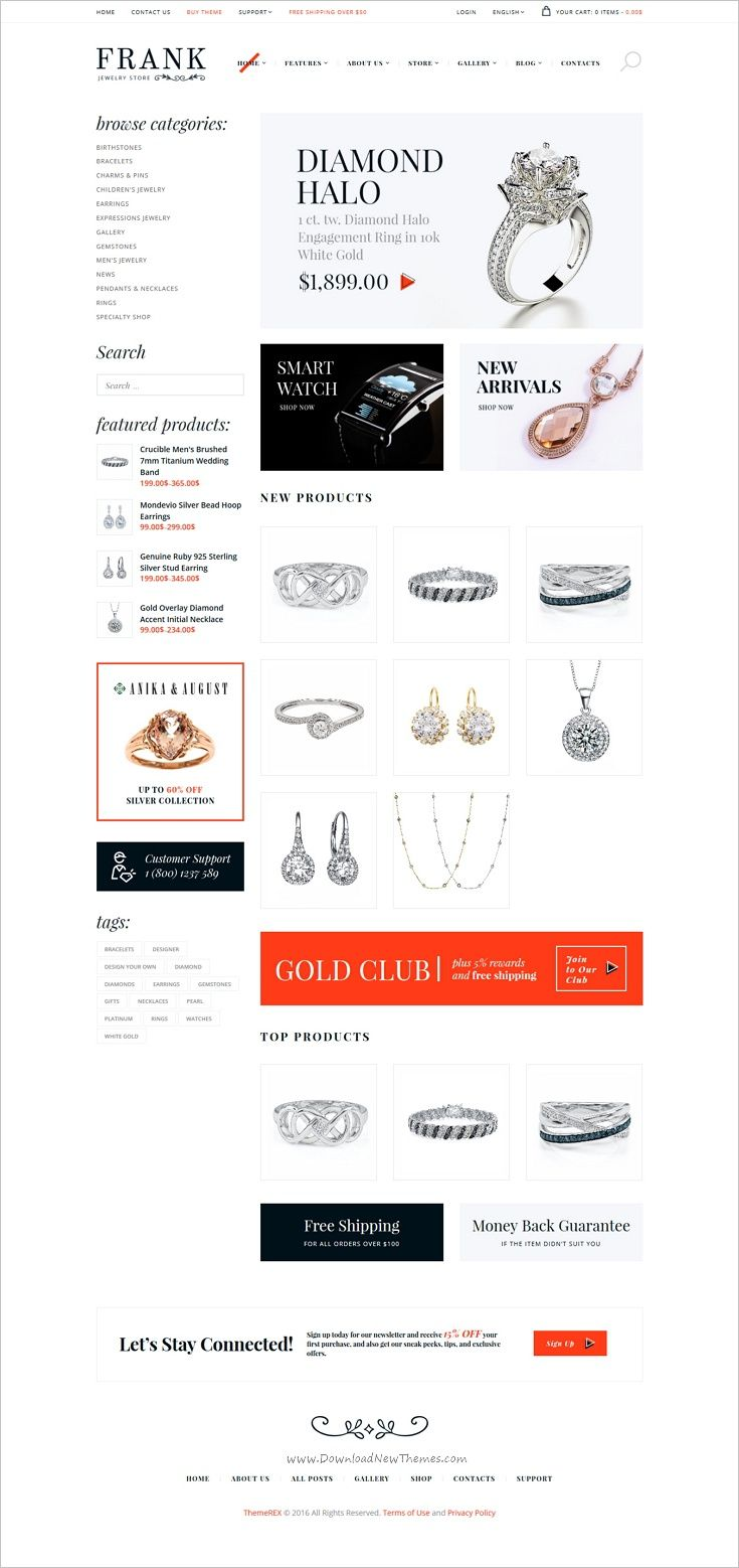 Jewelry Watches Online Store Watches Online - Online store privacy policy template