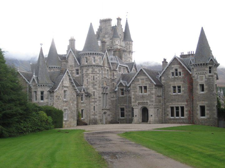 One like this...but a little smaller - Ardverikie Estate, Scotland