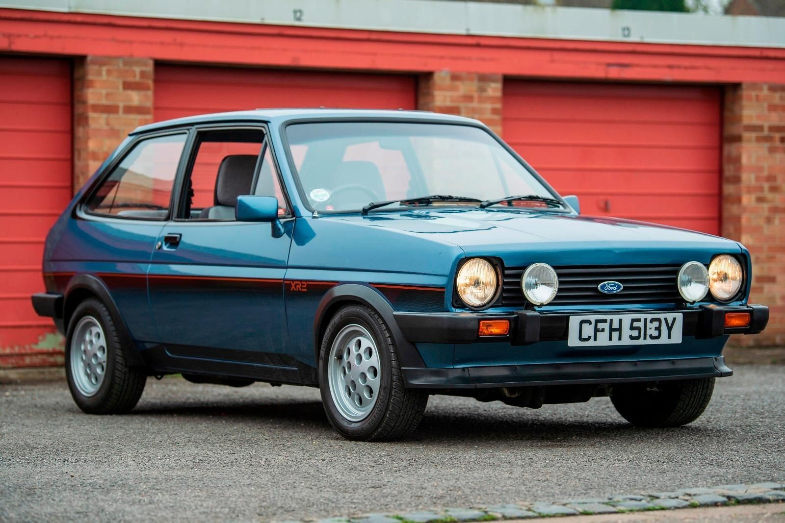 Black Mki Ford Fiesta Xr2 Ford Fiesta Ford Dream Cars