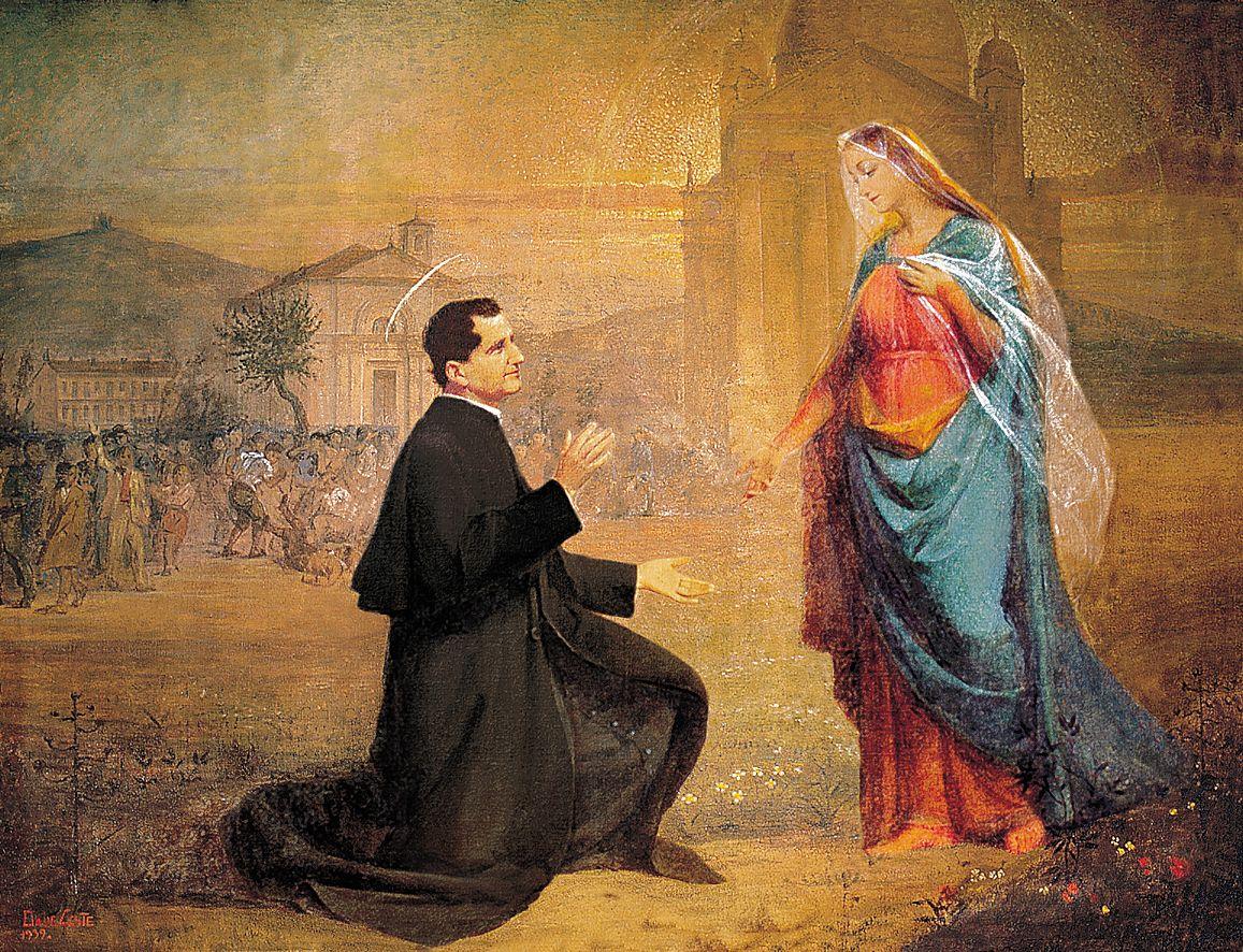 """Résultat de recherche d'images pour """"don Bosco vierge marie"""""""""""