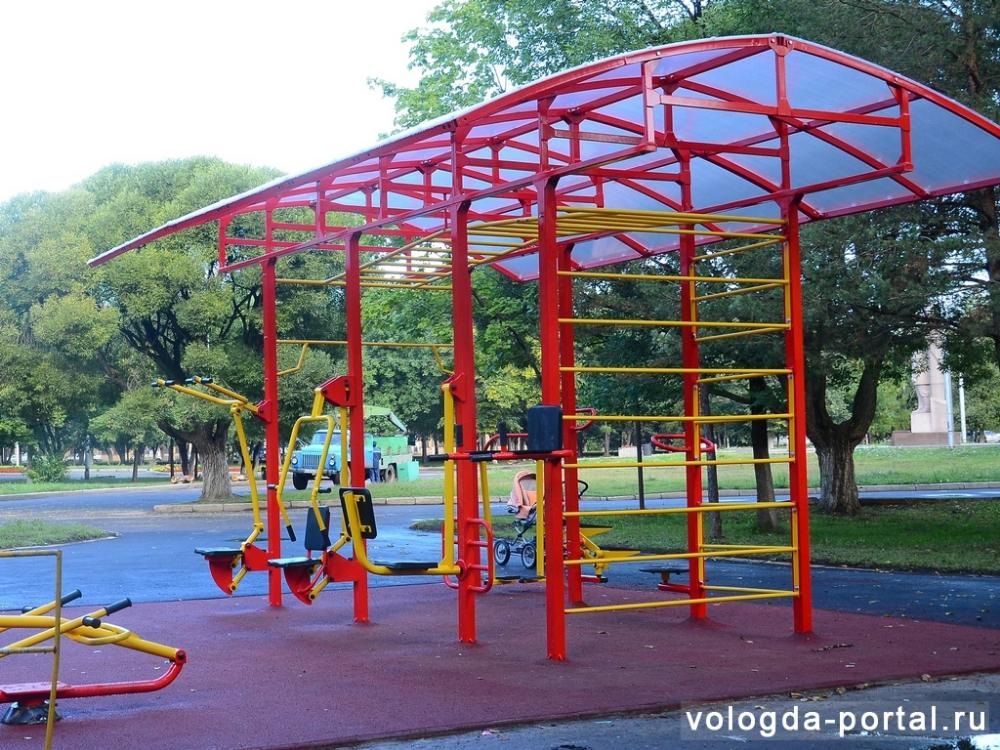 детская площадка под открытом небом тренажерный зал: 7 тыс ...