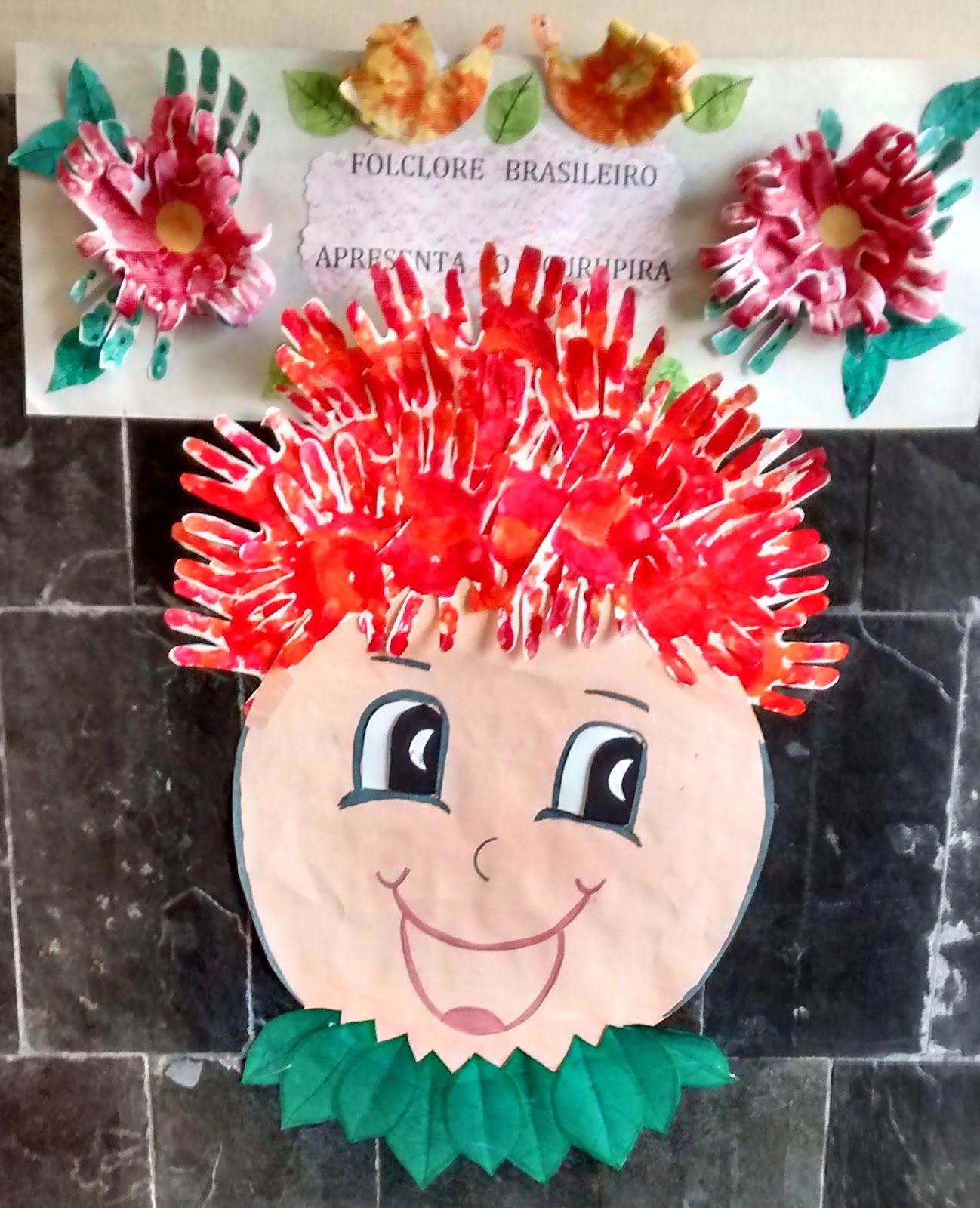Imagem Relacionada Folclore Projeto Folclore Educacao Infantil Dia Do Folclore