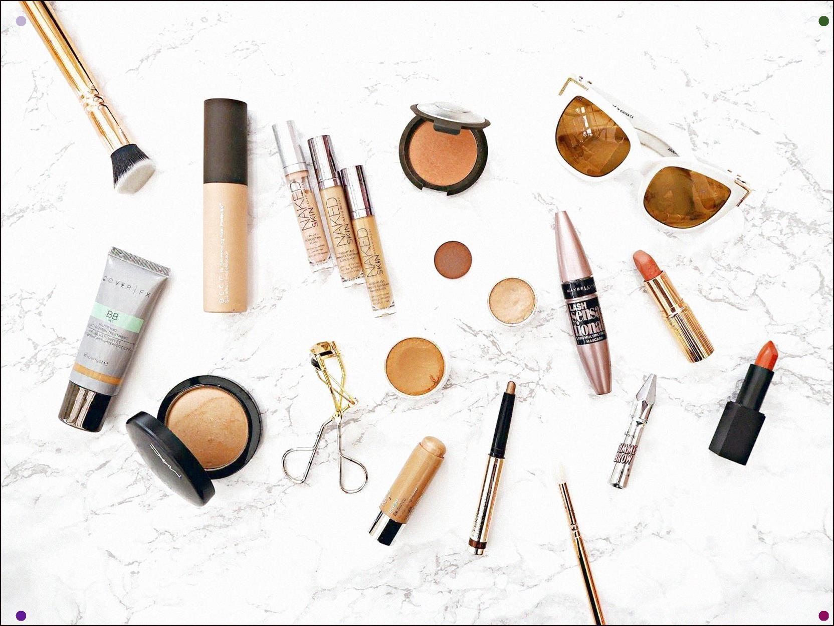 FussFree Summer Makeup Summer makeup, Makeup, Travel makeup