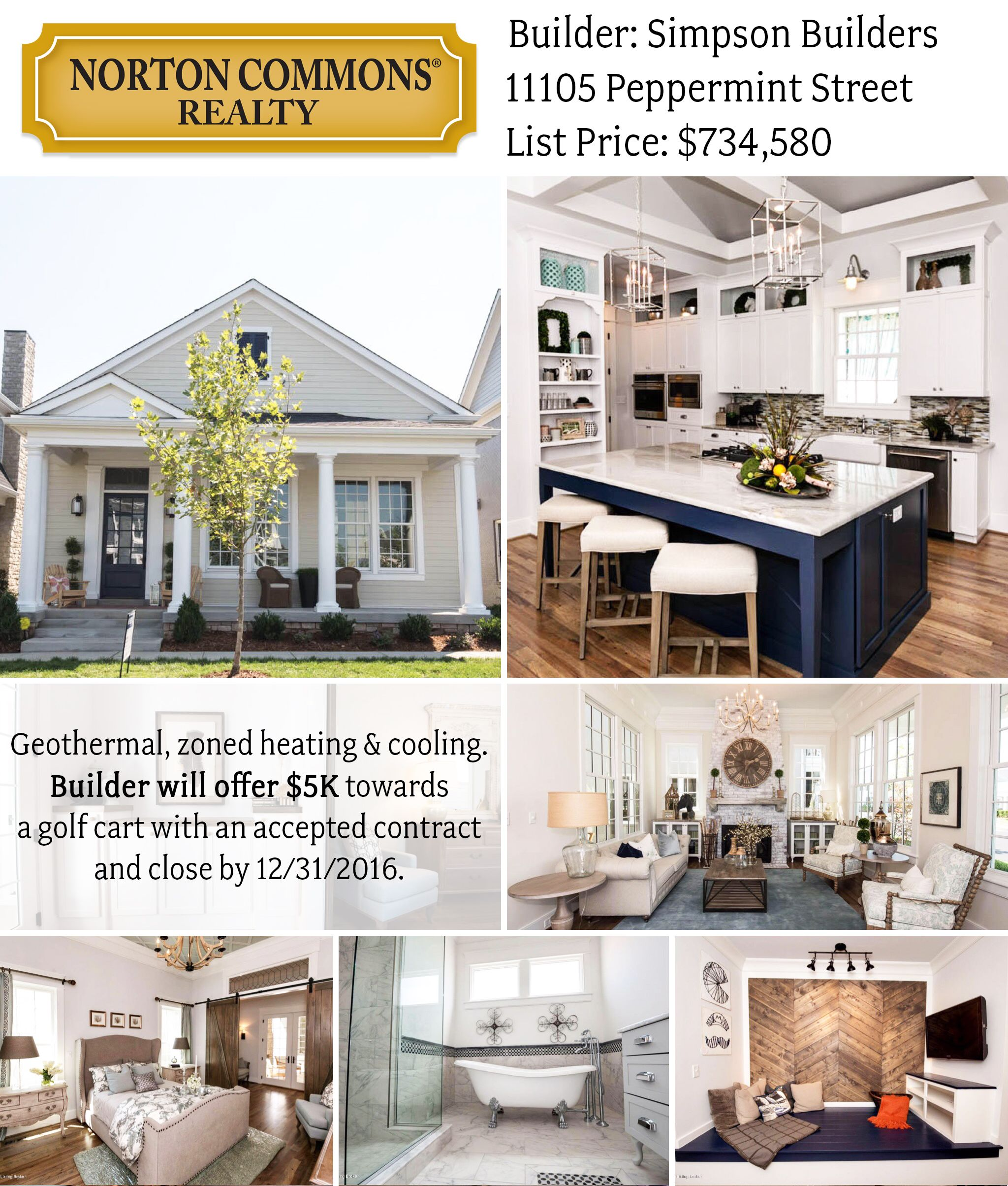 This Beautiful Homearama Home Is For Sale And Built By Simpson