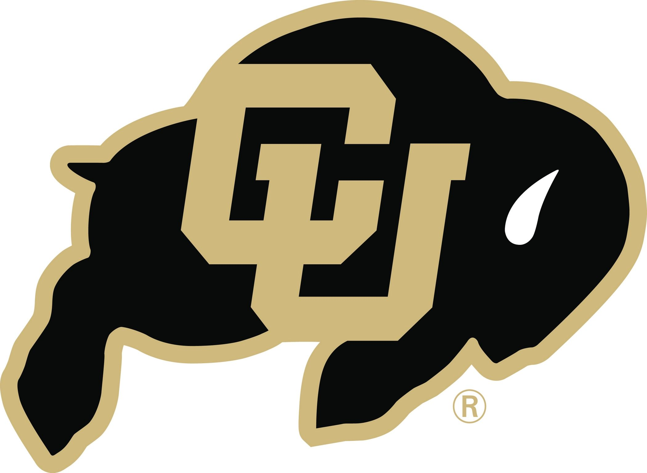 Colorado Buffaloes Logo Pdf Vector Eps Free Download Logo Icons Brand Emblems Buffalo Logo Colorado Buffaloes University Of Colorado Boulder