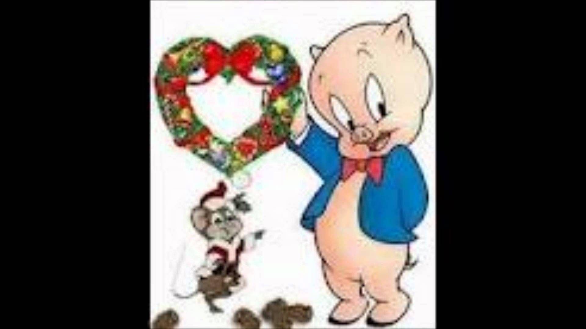 porky pig blue christmas - Blue Christmas Porky Pig