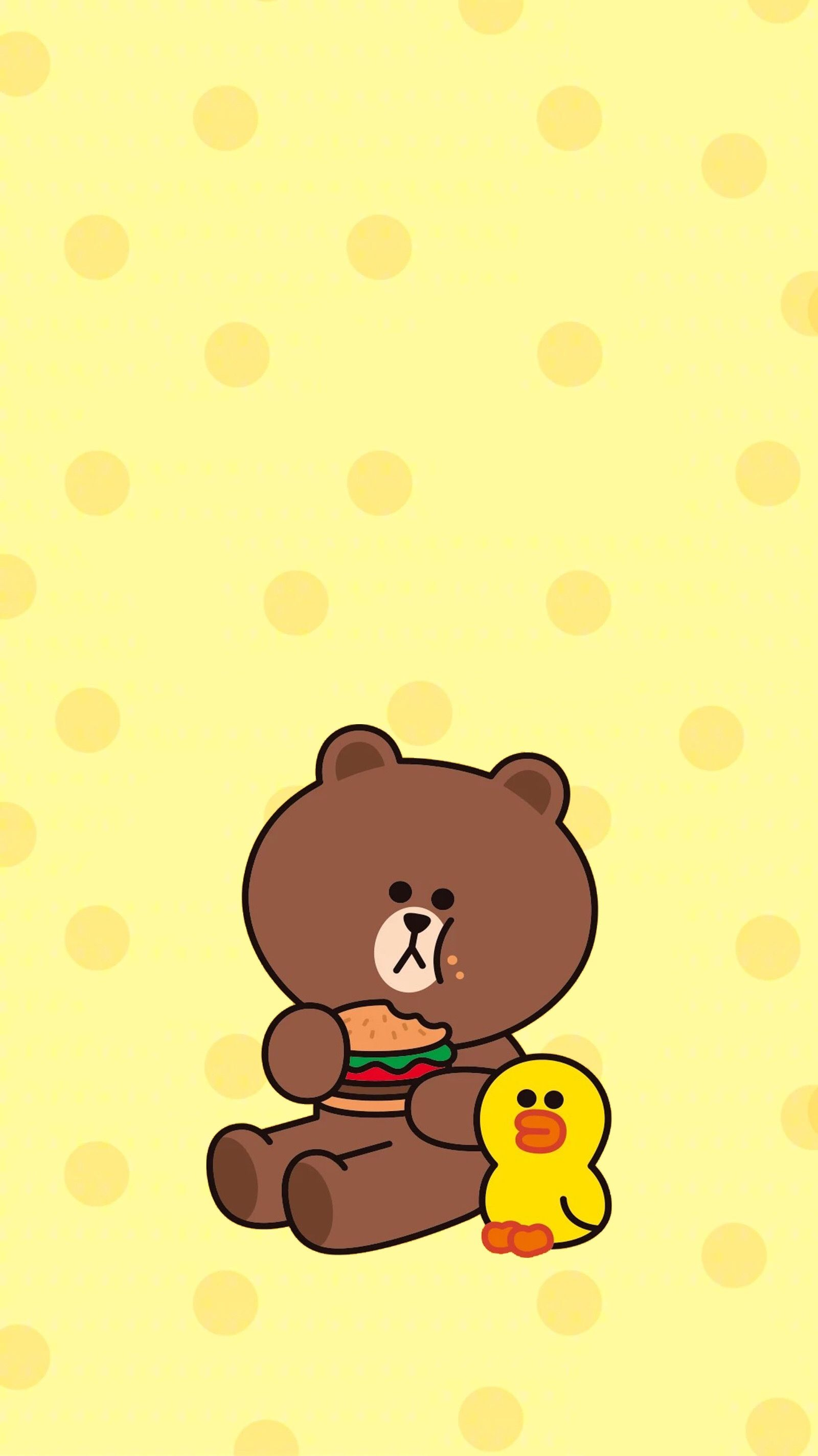 Pin By Bumbum Tumtum On Brown And Cony In 2019 Friends