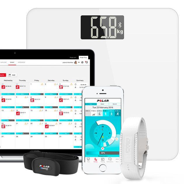 Polar Balance Track workout, Wearable device, Training plan