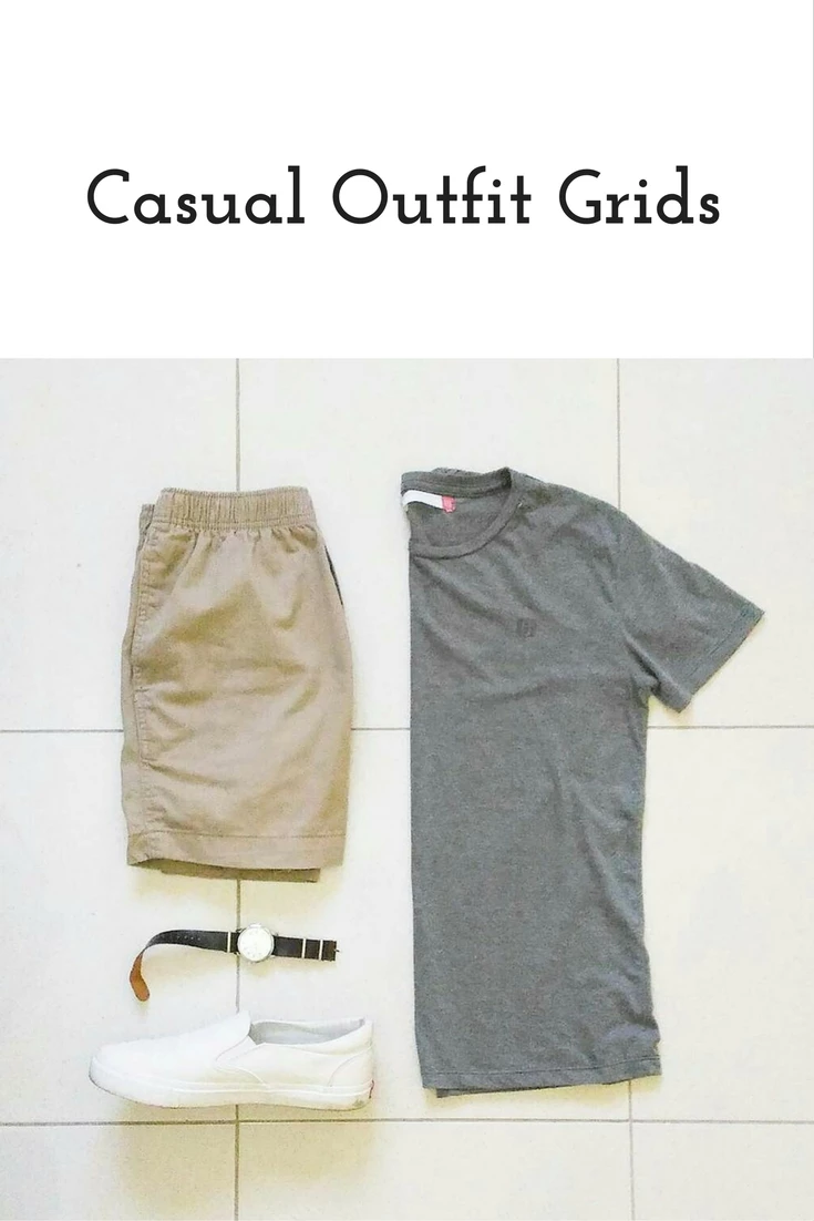 26 Coolest Casual Outfit Grids For Men #outfitgrid 26 Coolest Casual Outfit Grids For Men – LIFESTYLE BY PS #outfitgrid