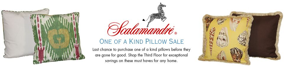 Scalamandre Third Floor Fabric Outlet