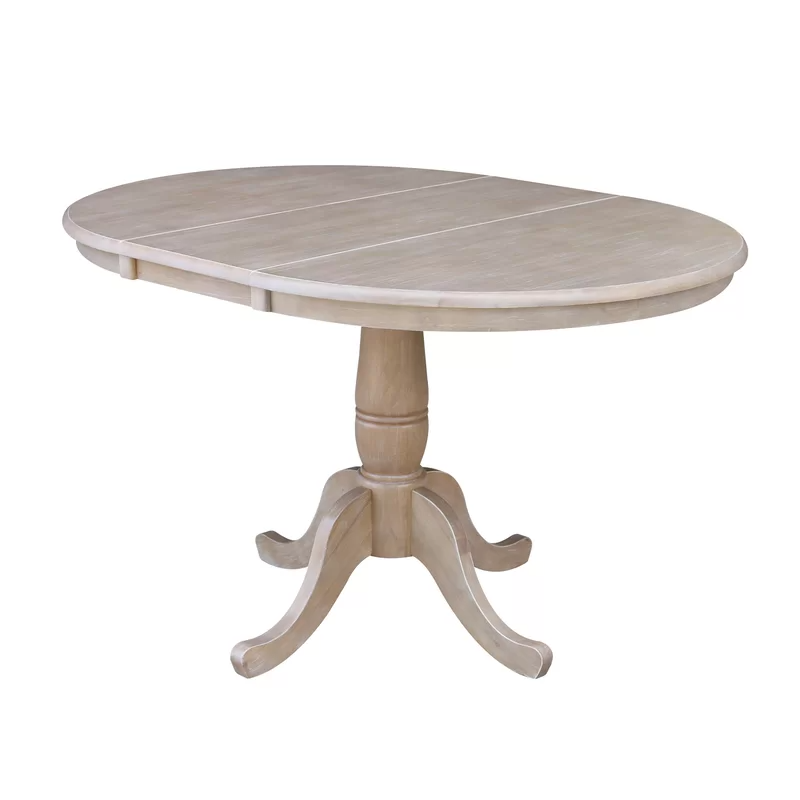 Lark Manor Overbay Extendable Solid Wood Dining Table Reviews Wayfair Dining Table Solid Wood Dining Table Wood Dining Table