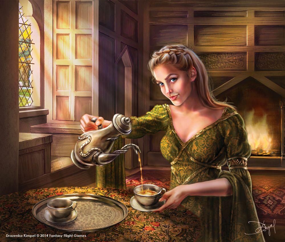 Draženka Kimpel Tyene Sand, A Game of Thrones for