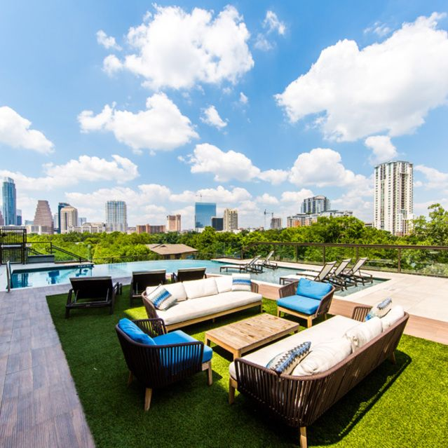 Downtown Austin Apartments | Water Marq | New Apartments ...