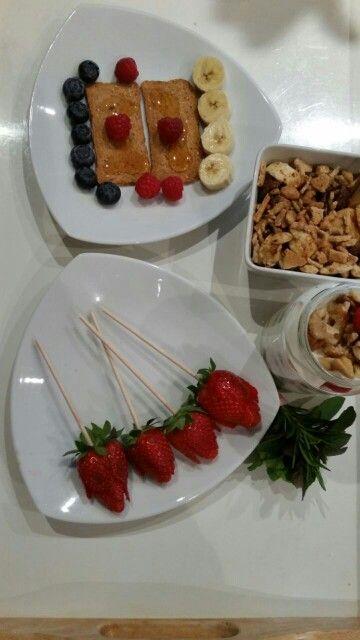 Desayuno del Día de la Madre. 2015