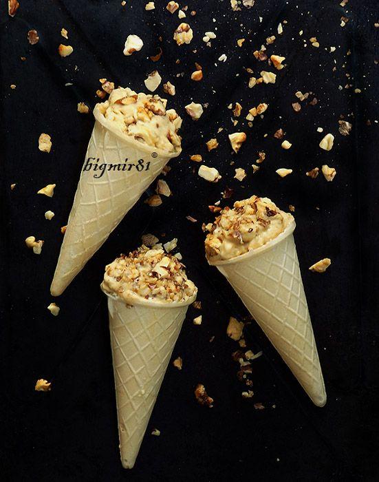Карамельное мороженое - Мой журнал