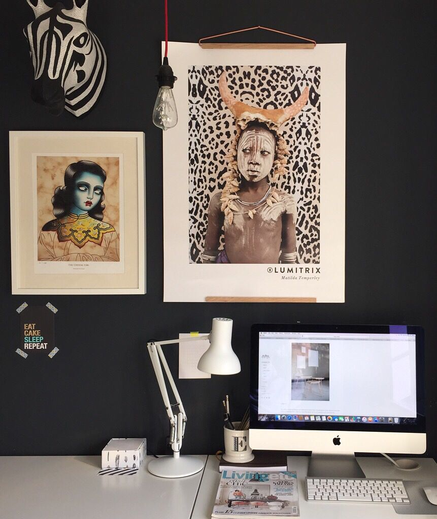 How to create a stylish home office