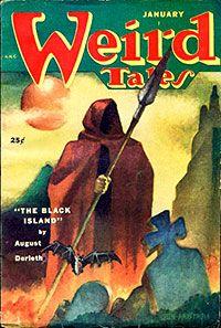 """Weird Tales"" (January 1952)"