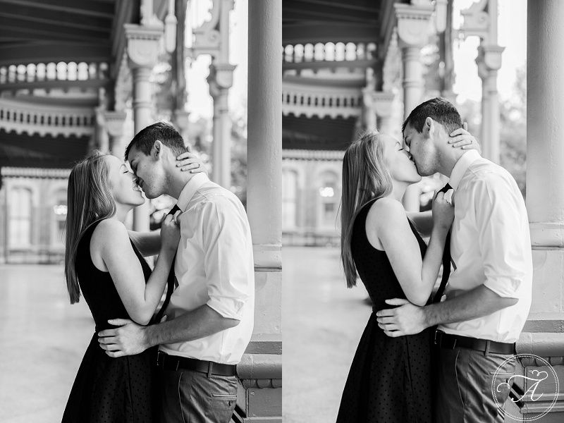 Downtown Tampa Engagement Session » annie agarwal photography
