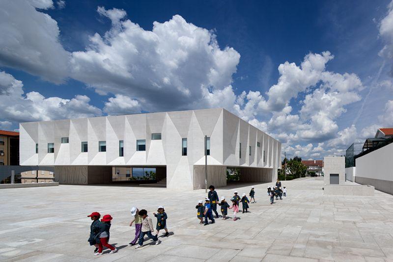 Palácio da Justiça de Gouveia,Portugal,by Barbosa & Guimaraes
