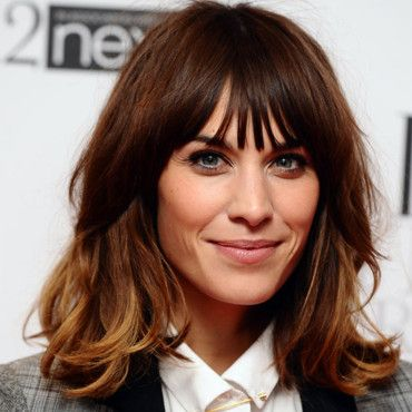 1000 images about coiffure on pinterest scarlett ohara alexa chung and lou doillon - Coloration Tie And Dye
