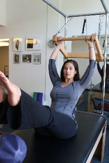 Pilates And Los Angeles