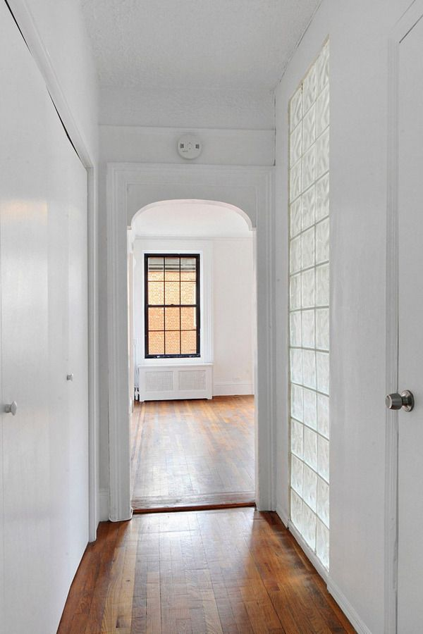 38 Leroy Street #1, West Village Apartment In Manhattan, NYC, Hallway  Looking · Rental ...