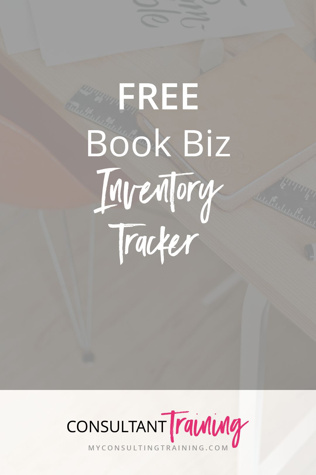 free inventory tracker my consultant training business online