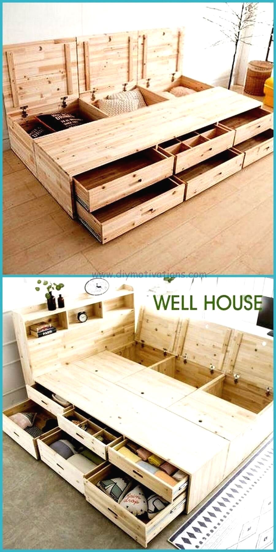 Photo of How to make a DIY Pallet Bed?
